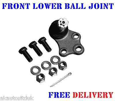 Fits NISSAN NV200 FRONT LOWER CONTROL ARM WISHBONE BALL JOINT /& BUSH BUSHES