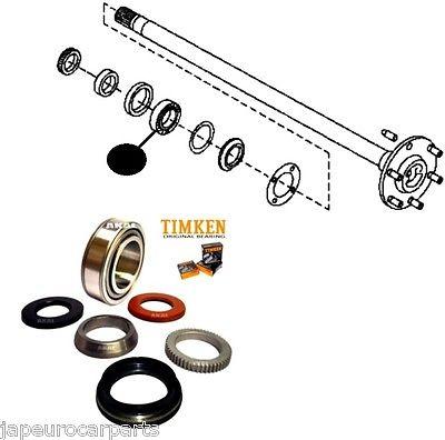 For Nissan Navara 2 5 Td Dci D40 Rear Axle Halfshaft Wheel
