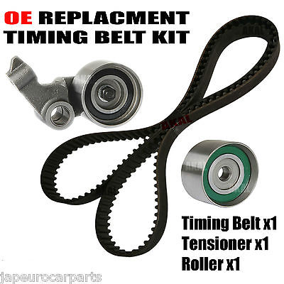 For Toyota Corolla / Verso 2.0 TD D4D 99 07 3pc Timing Belt Tensioner Idler  Kit