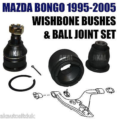 Suspension Control Arm Bush Lower FOR MAZDA BONGO FRIENDEE 95-/>99 2.5 Diesel SG