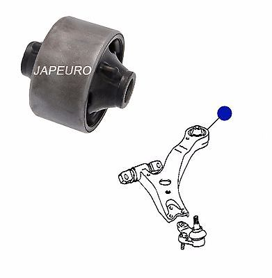 FOR TOYOTA ALPHARD FRONT LOWER BOTTOM WISHBONE TRACK CONTROL ARM front BUSHES x2
