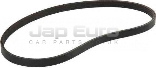 Multi Rib Belt - 4pk1125 Nissan Serena C23 GA16DE 1.6i LX 1993-2001