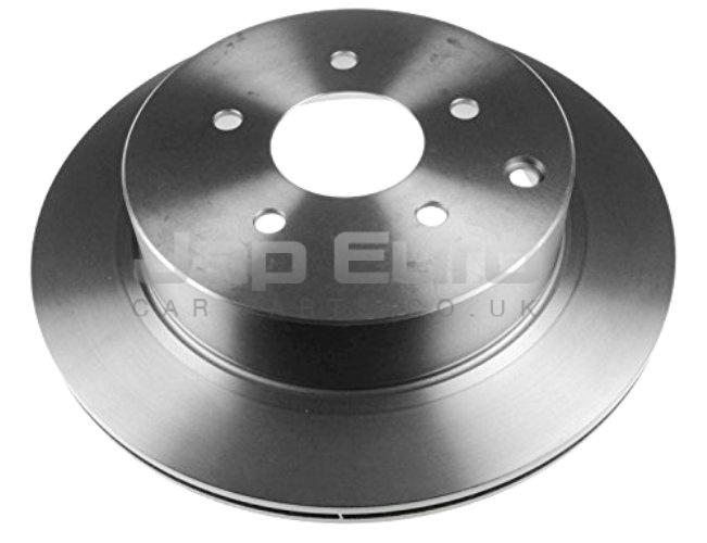 Rear Brake Disc - Single
