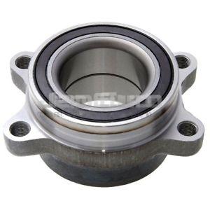 Front Wheel Hub Bearing (abs Magnetic Strip) Nissan Elgrand E51 VQ35DE 3.5i 2002-2004