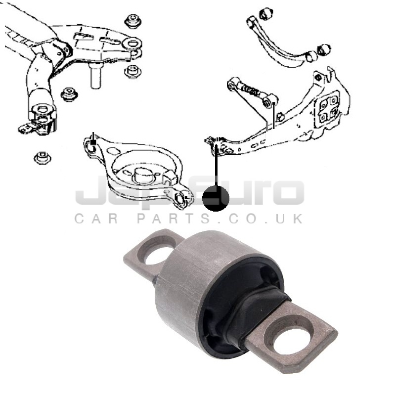 Mazda 6 Series 2002-2007 Rear Track Control Arm Rod Wishbone