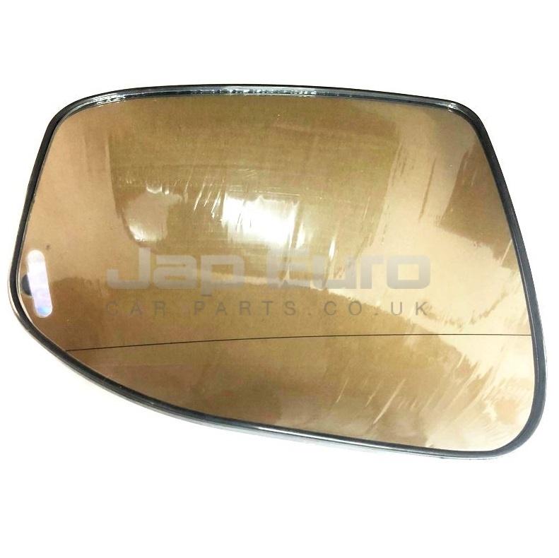 Left Wing Glass Mirror Nissan Elgrand E51 VQ35DE 3.5i 4WD 2002-2004