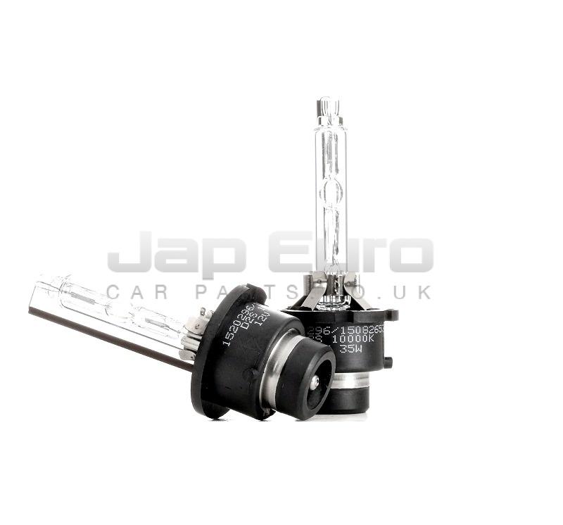 2x Xenon Head Light Bulb Nissan Elgrand E51 VQ25DE 2.5i 2004-2010