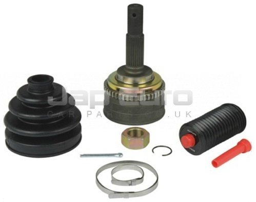 C.v. Joint Kit - Outer +abs Nissan Serena C23 GA16DE 1.6i LX 1993-2001