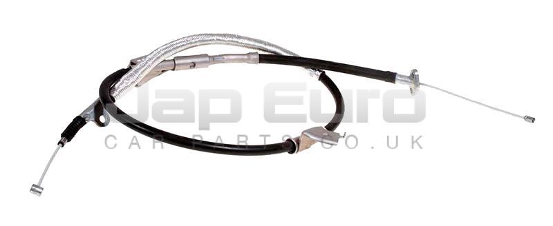 Rear Right Driver Side Handbrake Cable Nissan Elgrand E51 VQ35DE 3.5i 4WD 2002-2004