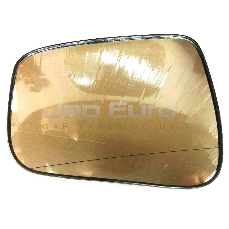 Right Glass Wing Mirror Nissan Elgrand E51 VQ25DE 2.5i 2004-2010