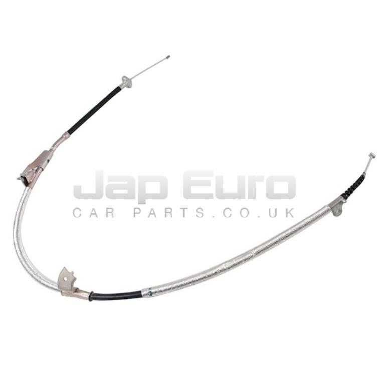 Rear Left Passenger Side Handbrake Cable Nissan Elgrand E51 VQ35DE 3.5i 4WD 2002-2004
