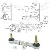 Height Control Sensor Repair Link Kit