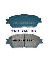 Front Brake Pad (Import Model)