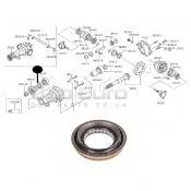 Rear Differential Prop shaft Oil Seal