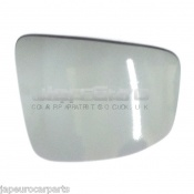 RIGHT DRIVER SIDE REAR VIEW WING MIRROR GLASS