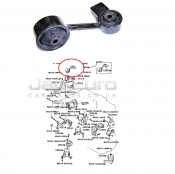Front Right Top Engine Mount