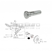 Wheel Bolt / Lug Nut Stud