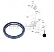 Oil Seal Axle Case 55x68x8.5