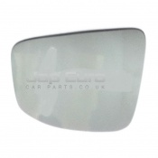 LEFT PASSENGER REAR VIEW WING MIRROR GLASS