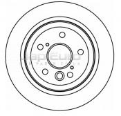 Brake Disc - Rear