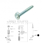 Rear Shock Absorber Bottom Bolt