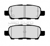 Brake Pad Set - Rear