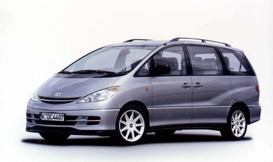Estima  1999 - 2006