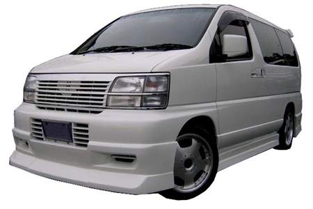 Nissan Elgrand E50 3.2 TD 1995-2001 Car Parts Birmingham