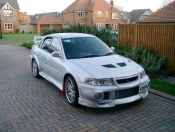 Buy Cheap Mitsubishi Lancer EVO  1996 - 2003 Auto Car Parts
